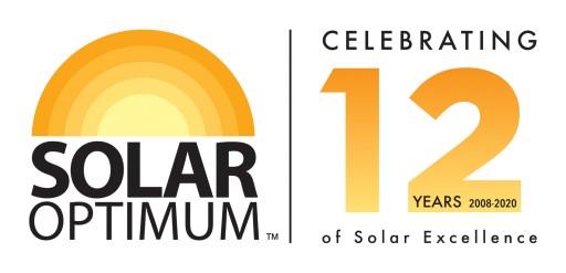 Solar Optimum Named #1 Solar Developer in California by Solar Power World