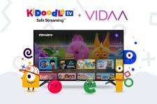 Kidoodle.TV now available on VIDAA-Enabled TVs