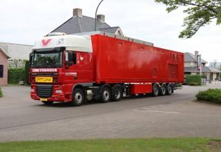 SDIS 25 Mobile Training Container
