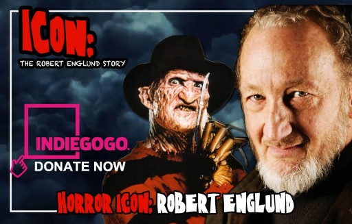 ICON: THE ROBERT ENGLUND STORY brings together legends of horror to celebrate the man behind some of cinema's most terrifying villains
