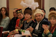 """Rich cultural diversity characterized the """"Music is Timeless"""" festival and concert December 18, 2016, at the Church of Scientology Moscow."""