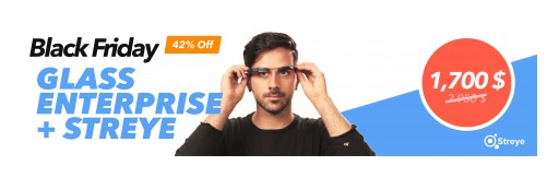 First Black Friday Google Glass Enterprise Sale