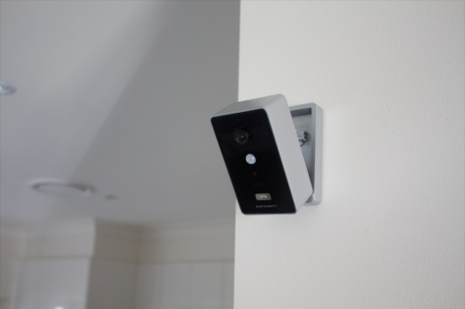 Meet the World's First Fully Secure Home-Based Security Camera System