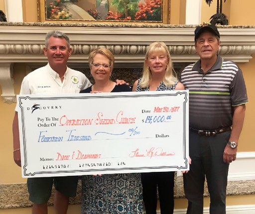 Aston Gardens at Pelican Pointe Raises $14,000  for Veterans of US Armed Forces