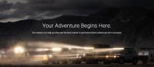 Your Adventure Begins Here