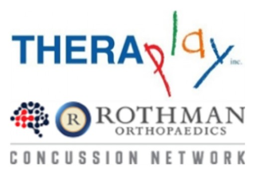 Rothman Orthopaedics' Concussion Network Partners With Theraplay, Inc. to Provide Best Care for Their Pediatric Concussion Patients