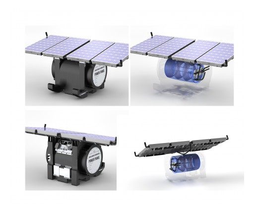 North America's Largest Solar Trade Show Unveils Portable Solar-Thermal Hybrid Generator