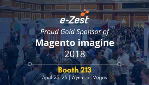 e-Zest Announces Gold Level Sponsorship for Magento Imagine 2018