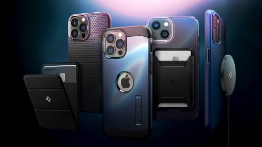 Spigen's Sleek Collection Is Here, Ready to Enhance Apple's New iPhone 13