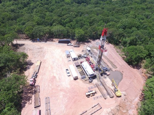 Wright Drilling & Exploration Successfully Drills Their Sixth Oklahoma Oil Well Project