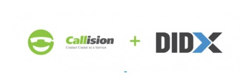 Callision Inc. Partners With DIDx to Make Global A-La-Carte Business Telephony Possible.