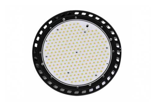 Larson Electronics Releases 250W High Bay LED With 3 Feet of 16/3 SOOW and an L7-15P Cord Cap
