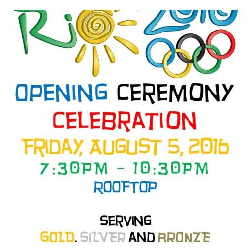 TENTEN Wilshire: Olympic Opening Ceremony Celebration