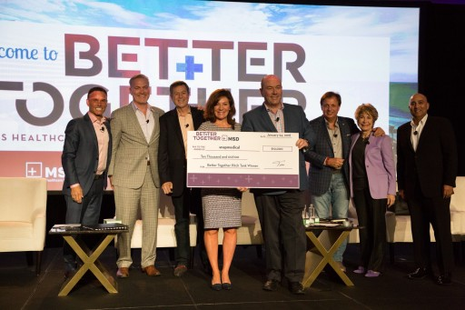MSD Announces Pitch Tank Winner During Second Annual Healthcare Innovation & Technology Conference, Better Together