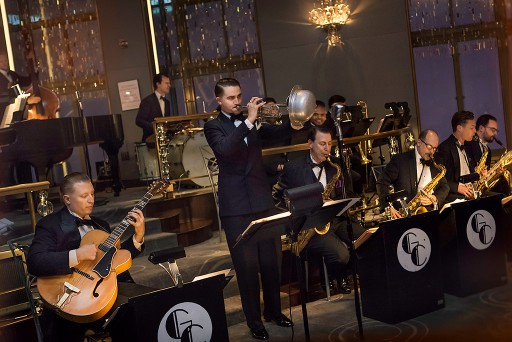 Big Band Monday Brings the Swing-Era Back to the Flatiron District