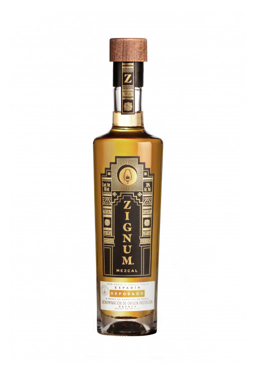 ZIGNUM Mezcal Debuts Symbolically Rich Packaging