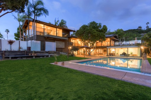 Home of La Jolla Philanthropist & Founder of Mingei International Museum Is Listed for Sale
