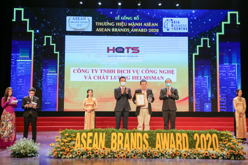 HQTS Named on Strong ASEAN Brands 2020 Top 10 List - Recognising the Best Businesses in Southeast Asia