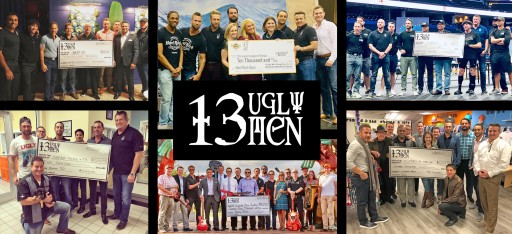 The 13 Ugly Men Foundation Donates Over $100,000 to Local Tampa Bay Charities in 2018