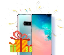 S10 Giveaway Contest by dr.fone