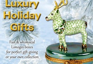 Luxury Gifts for All Ages at LimogesCollector.com
