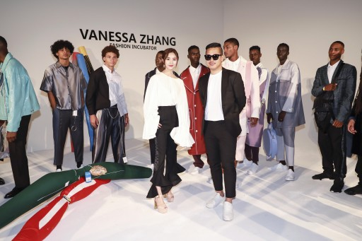 Vanessa Zhang Fashion Incubator Showcased Spring 2019 Collection at New York Fashion Week