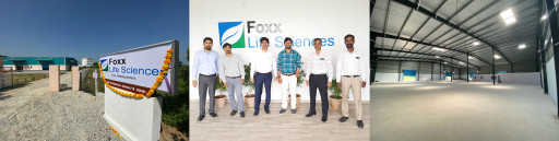 Foxx Life Sciences Announces Opening of New Asia Headquarters in India