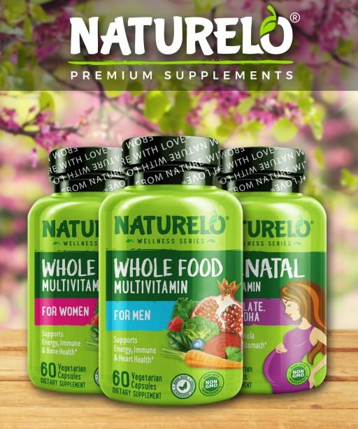 NATURELO Vitamin Supplements Now Available at Walgreens