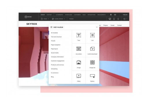 Mono Solutions Launches a New Interface to Drive the Ultimate Do-It-With-Me (DIWM) Experience