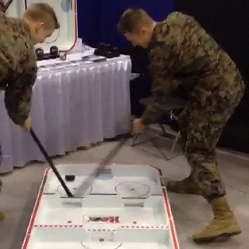 H-Box® Announces the 2015 Active Military Discount Program for H-Box Box Hockey Purchases
