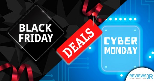 ReviewsDir Features the Biggest Discounted Black Friday & Cyber Monday 2017 Tech Deals at One Place