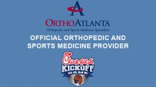 OrthoAtlanta an Official Partner of the Chick-fil-A Kickoff Game