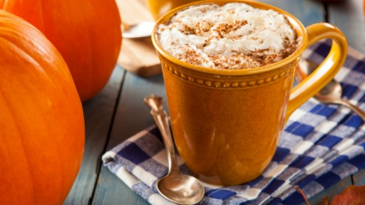 79% of Consumers Surveyed by PASHpost Love Pumpkin Spice Lattes - Here's Why