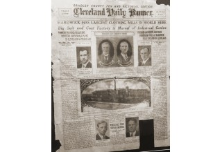 Image #1 Cleveland Daily Banner