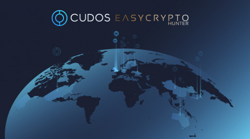 Easy Crypto Hunter Joins Cudos as Hosting Validator