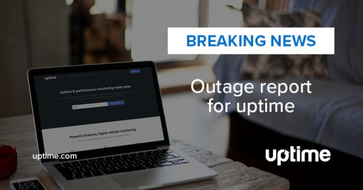 Uptime's April 2020 Outage Report Reveals a Strong Month for E-Commerce and Ongoing Threats for Companies