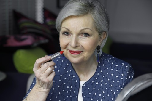 Look Fabulous Forever: Grandmother, 69, Comes Out of Retirement to Launch Over-55 Beauty Brand in the U.S.