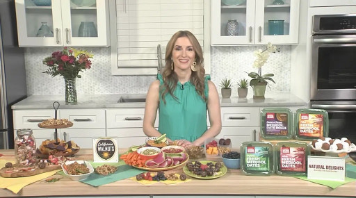 Frances Largeman-Roth Shares Ways to Snack Smarter for Summer With Tips on TV