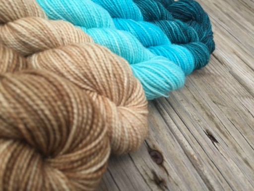 Treasure Goddess Yarn Announces Launch of New Buried Treasure Collection