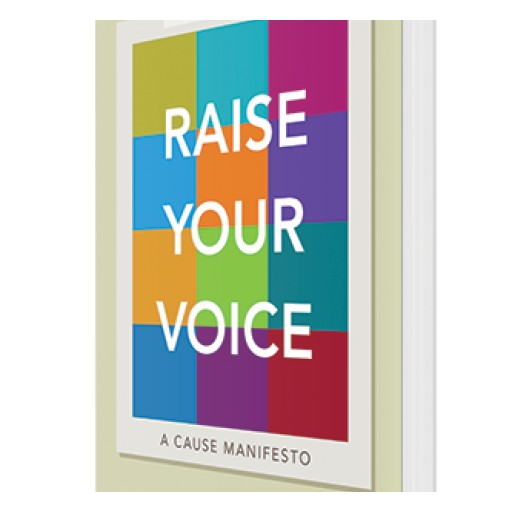 "Elyria Author's Design Communications Book ""Raise Your Voice"" Selected as Textbook for University Course"