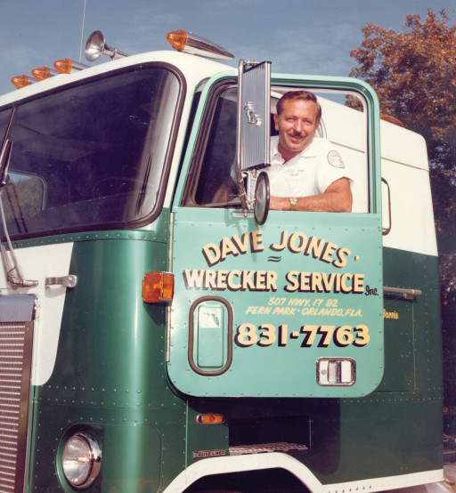 Nominate an Outstanding Towing Leader for the Dave Jones Award