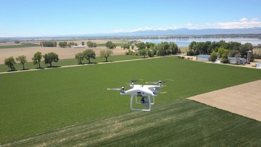 Agribotix™ Releases the New Agrion™ Agricultural Drone Built on the DJI™ PHANTOM™ 4 Pro