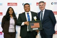 Washington Business journal's Awards Banquet