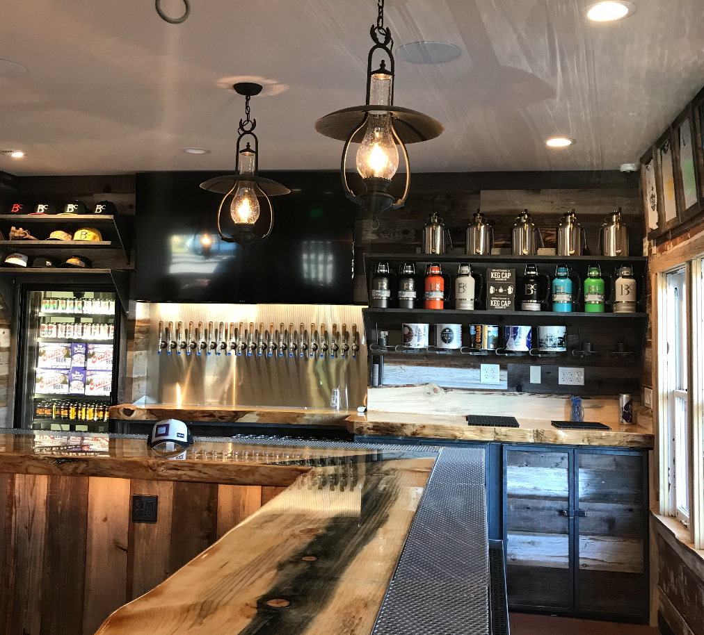 Kitchen Cabinets Reno Nv: Brewer's Cabinet Announce Grand Opening Of New Tap Room