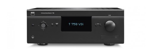 NAD Launches T 758 V3i Surround Sound Receiver