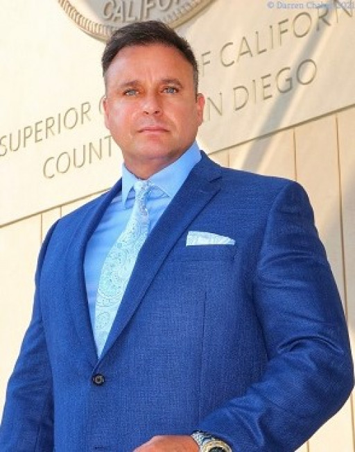 Darren Chaker Forces Release of San Diego Police Department Records in Abuse Incident