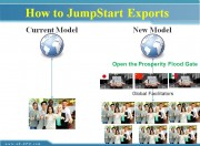 How to JumpStart Exports