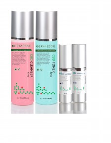 Dermesse CBD infused skin care