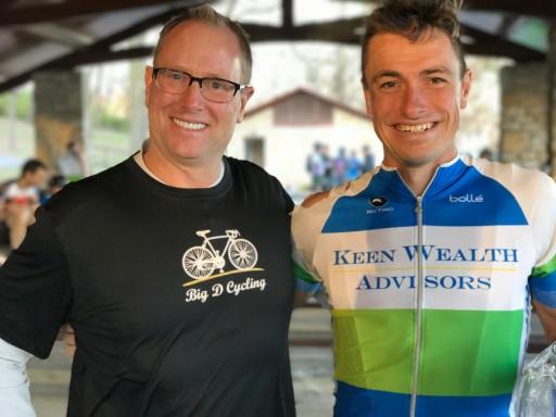 Keen Wealth Advisors Sponsors Inaugural Cyclocross Race