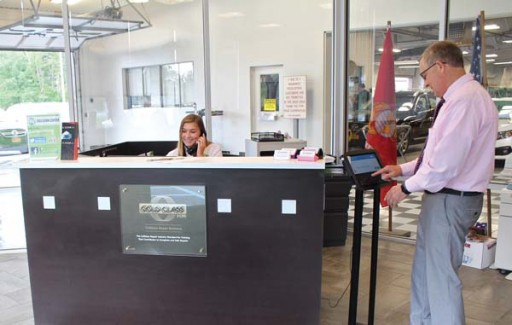 Autobody News: CCC ONE Lobby Helps Successful MSO in Capital Region Streamline Customer Service Process